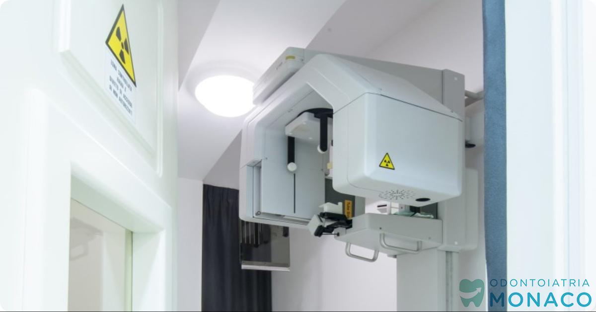 Odontoiatria Monaco - Ortopantomografo